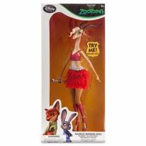 Disney Store Muñecas Gazelle Shakira Zootopia Canta