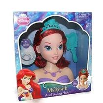 Disney Princess Mermaid Ariel Styling Head