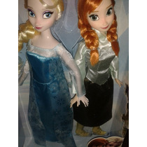 Set Frozen Patines Elsa Y Ana Disney Frozen Patinadoras