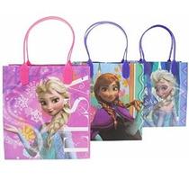 Disney Partido Frozen Favor De Bolsas De Regalos Regalo 12 C
