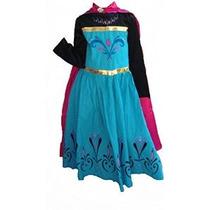 Elsa Dress Coronación (6-7 Años)