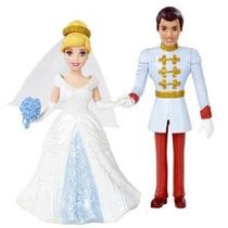 Muñecas De Boda Disney Princess Pequeño Reino Magiclip Cenic