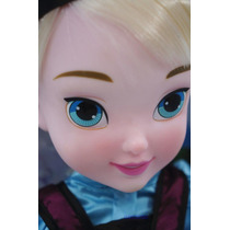 Muñeca Disney Collection Elsa Frozen Toddler Doll