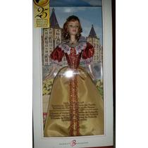 Barbie Princesas Del Mundo Princesa Holanda