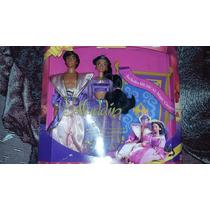 Disney Aladdin Y Jasmine Magic Carpet Nuevos Tamaño Barbie