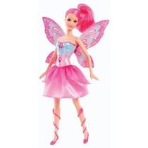Barbie Mariposa Y El Hada Princesa Amigos Muñeca Rosa