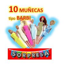 Muñeca Economica Juguete Piñata Cumpleaños Regalo Niña