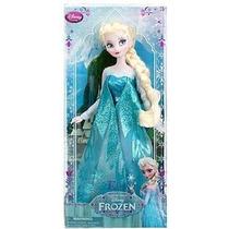 Disney Congelado Exclusiva 12 Classic Doll Elsa - 2013 Edic