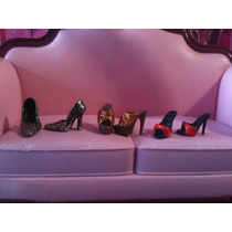 Zapatos, Botas, Zapatillas Top Model, Barbies, My Scene