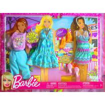 Set De Ropa Casual Y Accesorios Para Barbie