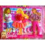 Set De Ropa Y Accesorios Modernos Para Barbie