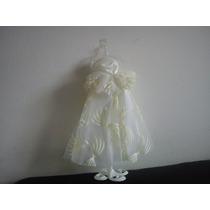 Barbie Ropa Vestido Dream Glow De Los 80 S Brilla