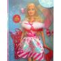 Barbie Con Set De Navidad