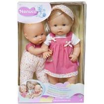 Nenuco Y Su Pequeña Hermana Doll Playset