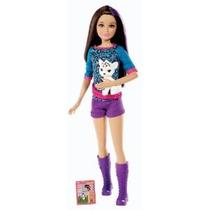 Barbie Hermanas Safari Skipper Doll