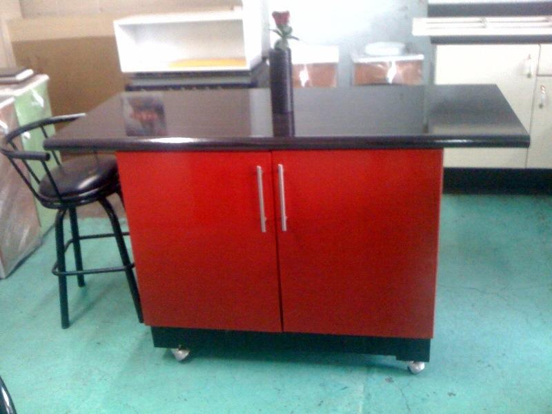 Barra desayunador para cocina vv4 2 en mercadolibre - Mesa barra cocina ...