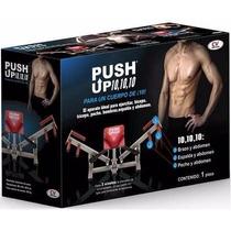 Push Up 10 10 10 Biceps Triceps Pecho Hombro Espalda Abdomen