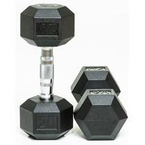 Mancuernas 20libras Crossfit Gym Barra Bumpers Pesas Fitness