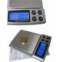 Bascula Digital, Hasta 500 Gramos Con Exactitud 0.1 G