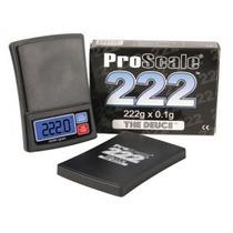 Balanzas Digitales - Proscale 222 El Deuce Mini Bolsillo