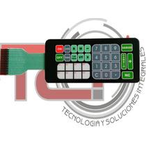 !!!teclados Para Pcr Torrey De 20 Y 40kg Y Cargadores¡¡¡