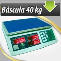 Bascula 40 Kg Metrology Puerto Serial Envio Gratis