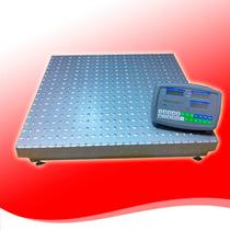Bascula Digital De 600 Kg Plataforma 70 X 70 Uso Rudo