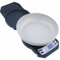 Mini Balanza Digital Bascula Lcd 3kg Peso Exacto Portátil