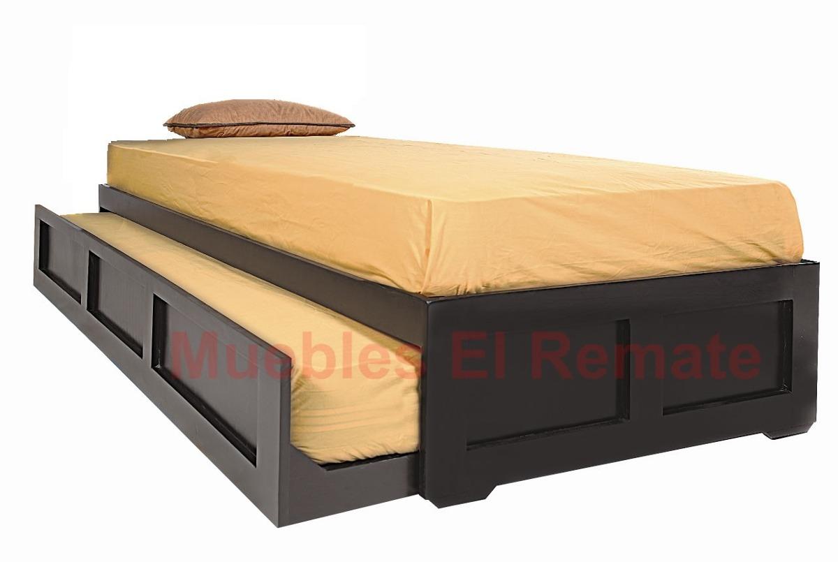 Base cama canguro matrimonial individual choc solo en for Base para cama individual precios