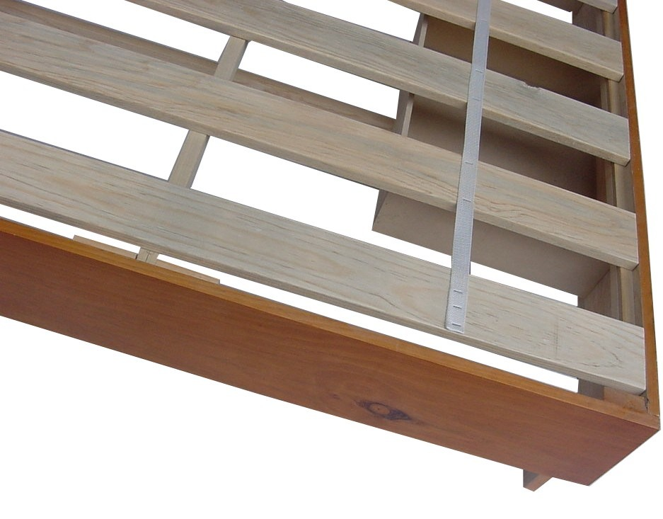 Base para cama en madera matrimonial individual o q s for Base para cama individual precios