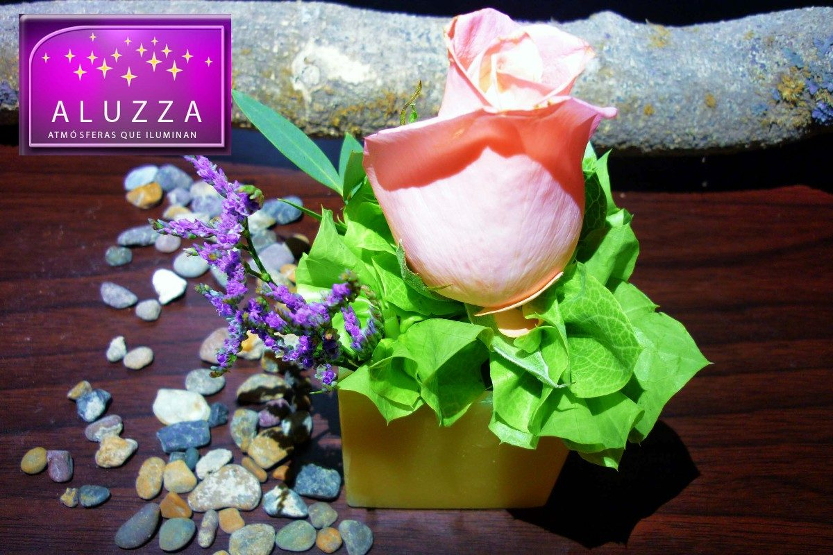 Base para flores complemento de centro de mesa aluzza mdn for Bases para mesas de centro