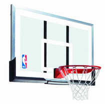 Tablero De Basketbal Con Aro. Spalding De 54 Pulgadas