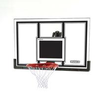 Tablero De Basketball Lifetime. 54 Pulgadas Con Aro Incluido