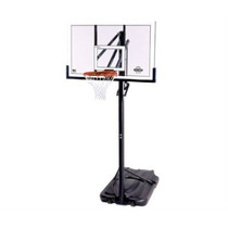 Tablero Y Canasta Lifetime Basquetbol Basquet Ajustable