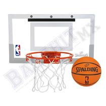 Mini Tablero C/ Canasta Spalding P/ Basketball Incluye Balón