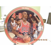 Michael Jordan Plato De Coleccion, The Sweep Vv4