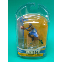 2007 Mcfarlane Allen Iverson Nuggets 3 Inches