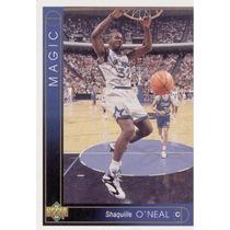1993 94 Upper Deck International Spanish Shaquille O