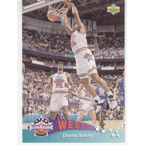 1992 - 93 Upper Deck All Star Charles Barkley Suns