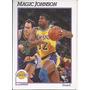 Tarjeta Nba Hoops Magic Johnson