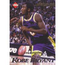 1998 Edge Impulse Rc Thick Al Harrington Kobe Bryant Lakers