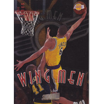 1998-99 Stadium Club Wing Men Eddie Jones Lakers