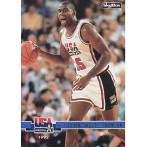 1994 Skybox Usa Earvin Magic Johnson Lakers