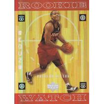1998-99 Upper Deck Encore Rookie Fw Roshown Mcleod Hawks
