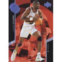 1998-99 Upper Deck Super Powers Dikembe Mutombo Hawks