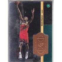 1998-99 Spx Finite Mookie Blaylock Hawks /10000