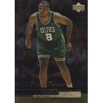 1999-00 Upper Deck Gold Reserve Antoine Walker Celtics