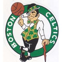 1997 Ud Choice Italian Sticker Celtics Logo Team #189