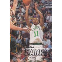1997-98 Fleer Crystal Collection Dana Barros Celtics