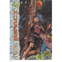 1997-98 Zforce Total Impact Scottie Pippen Bulls